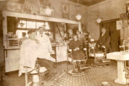 Gallo Santangelo Barber Shop