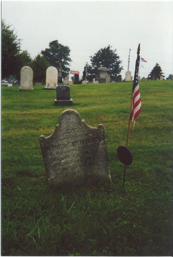 James Jordan arrived 1811